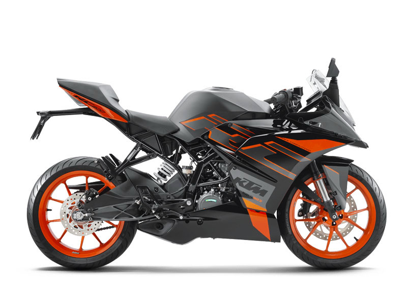 RC 200 ABS NEW